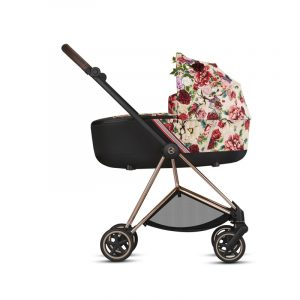 MIOS Lux Carry Cot Spring Blossom