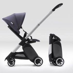 Bugaboo Ant Lightweight Stroller is the compact stroller full of intelligent features that will simplify and make traveling with children a pleasure.