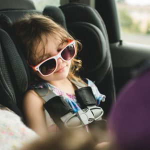 Car baby safety