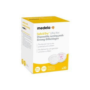 Medela Coppette Assorbilatte Monouso Ultra Thin Safe and Dry™