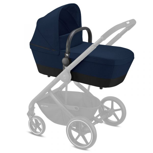 Cybex Gold Duo Balios S 2 in 1 Navicella Navy Blue