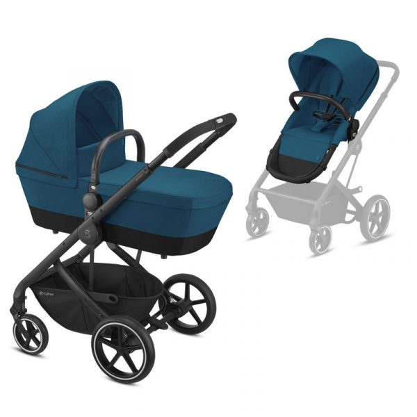 Cybex Gold Duo Balios S 2 in 1 RIVER BLUE