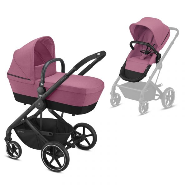 Cybex Gold Duo Balios S 2 in 1 MAGNOLIA PINK