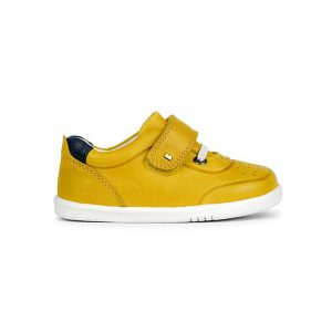 Bobux I Walk Sneakers Ryder CHARTREUSE