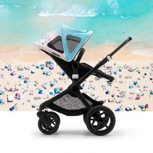 Bugaboo Fox 2 e Cameleon 3+ Cappottina Breezy By Gray Malin