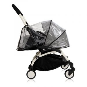 BABYZEN YOYO Raincover 0+ protect your baby from wind and rain.