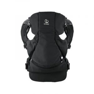 Stokke My Carrier Front & Back BLACK