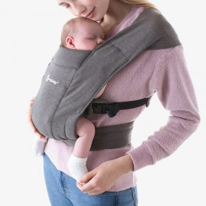 Ergobaby Marsupio Embrace Heather Grey