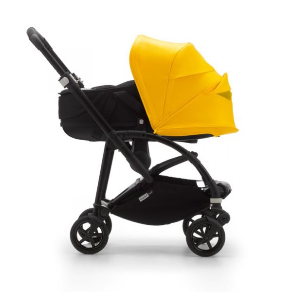 Bugaboo Navicella Bee 6 GREY MELANGE