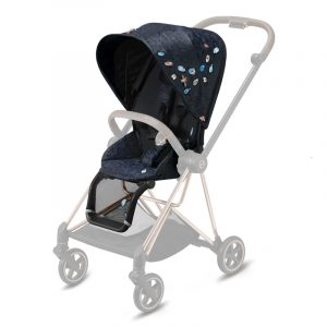 Seat Pack Jewels of Nature Cybex Platinum Mios