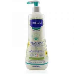 Mustela Gel Detergente Stelatopia - 500 ml