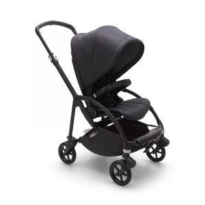 Bugaboo Passeggino Bee 6 MINERAL COLLECTION BALCK-WASHED BLACK