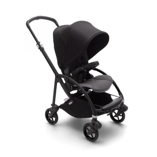 Bugaboo Passeggino Bee 6 Black Grey - Black